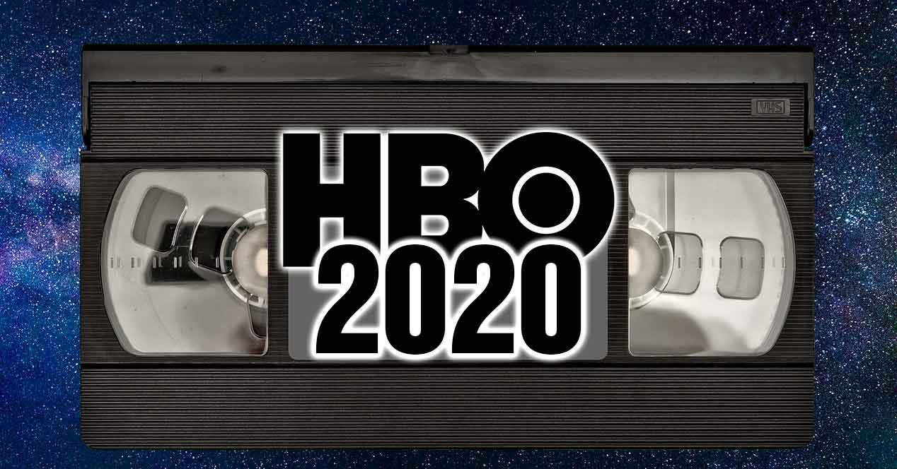 Estrenos HBO en 2020