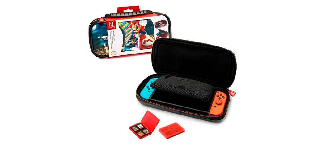 Funda Mario Kart para Nintendo Switch