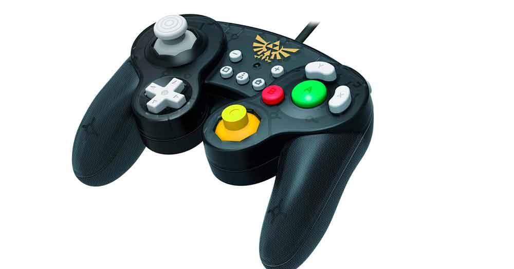 GameCube Zelda - Accesorios para Nintendo Switch