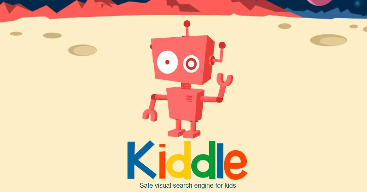 Ver noticia 'Noticia 'Así funciona Kiddle, un Google para niños con filtro de contenido y lenguaje adaptado''