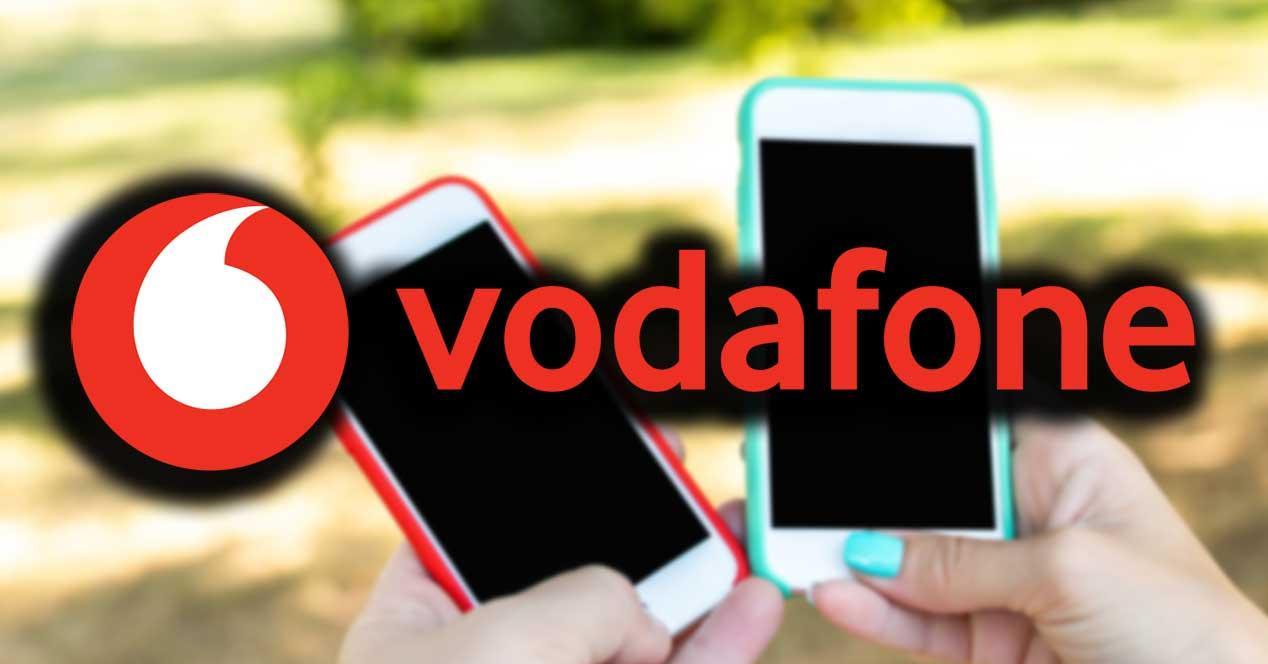 Lineas adicionales de Vodafone