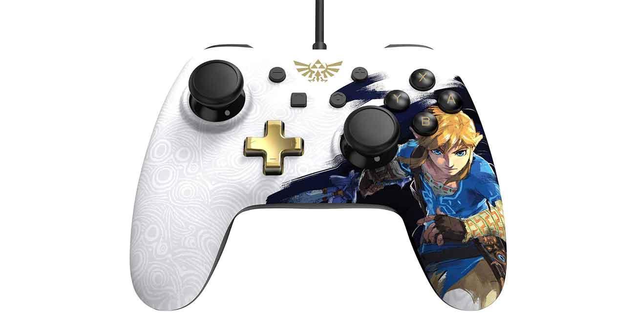 Mejores accesorios para Nintendo Switch - Mando Link