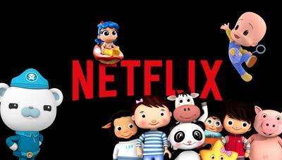 Pocoyó y mucho más: Los mejores dibujos animados para bebés en Netflix
