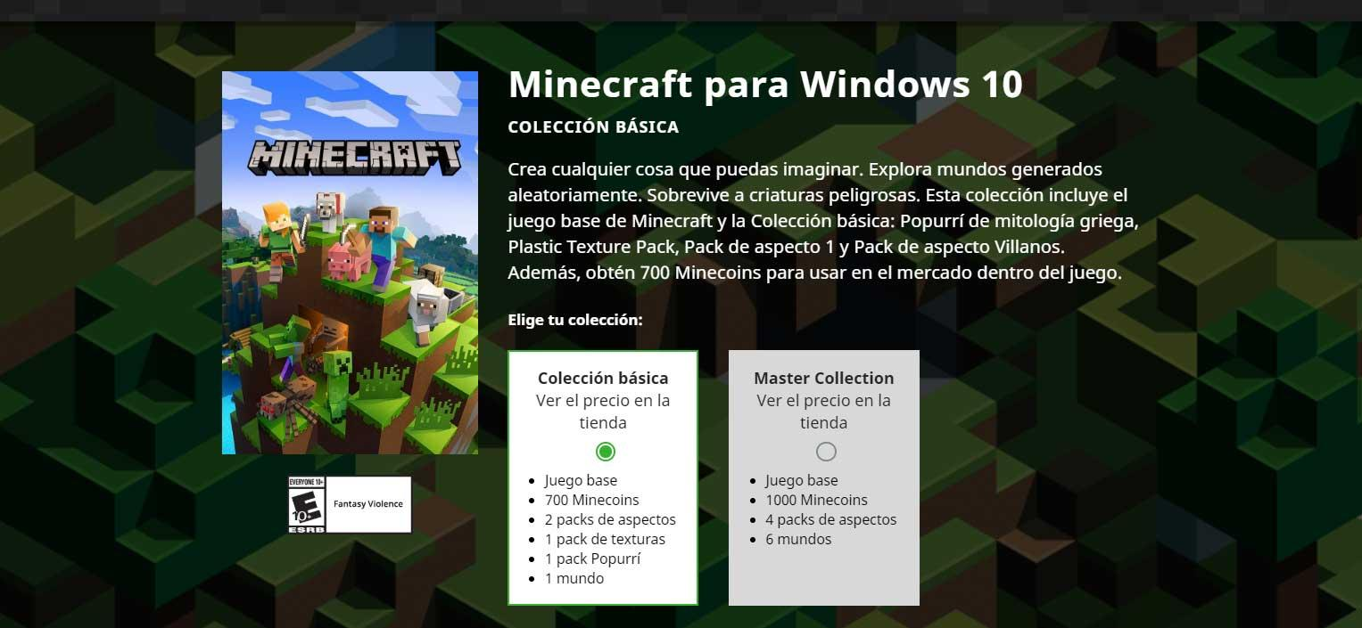 Minecraft-Windows-10