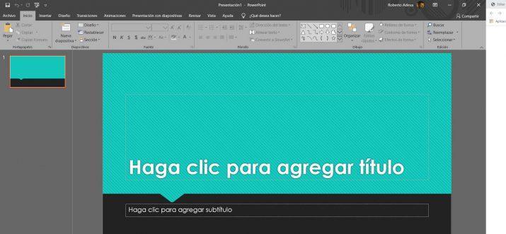 Popwerpoint - crear presentaciones