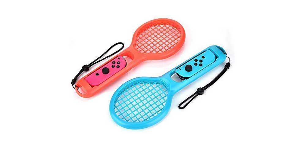Accesorios Nintendo Switch - Raquetas
