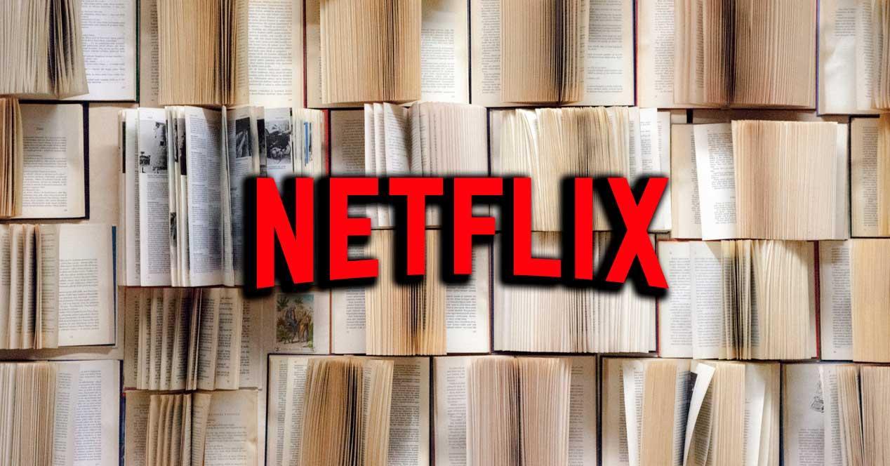 Ver noticia 'Ver Las mejores series basadas en libros que puedes ver en Netflix y otras plataformas'