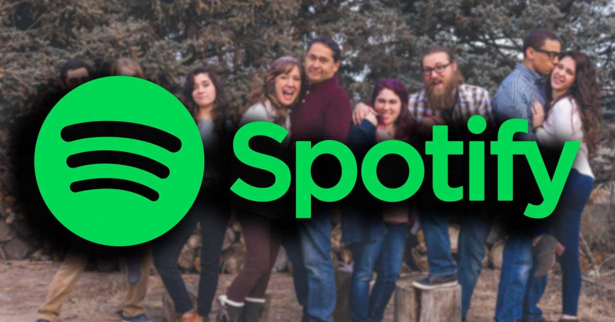 PLan Familiar de Spotify