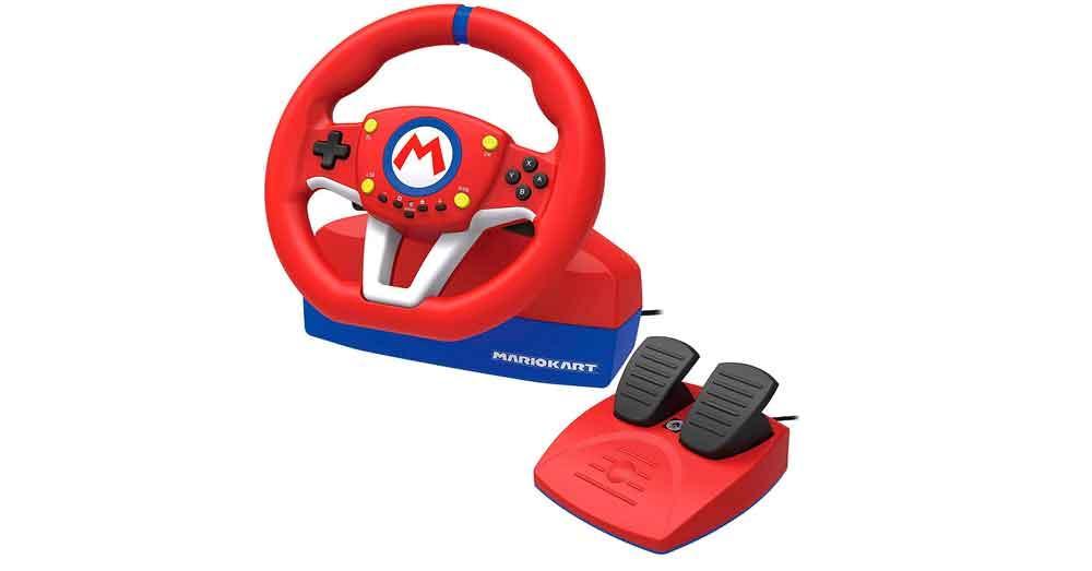 Volante de MarioKart