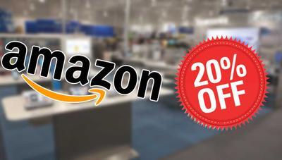 Ahorra un 20% en Amazon en más de 10.000 productos
