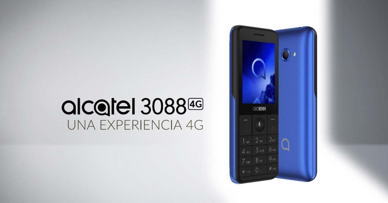 """Ver noticia 'Noticia 'Alcatel 3088: un móvil """"de los de siempre"""" con WhatsApp''"""