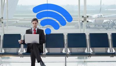 Cómo conseguir la clave WiFi de cualquier aeropuerto del mundo
