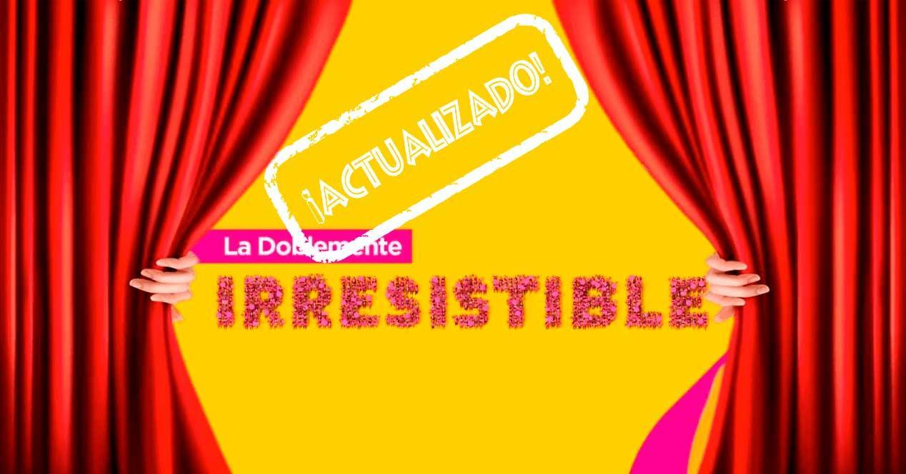 Ver noticia 'Noticia 'Así ha mejorado Jazztel su tarifa Doblemente Irresistible sin subir el precio''