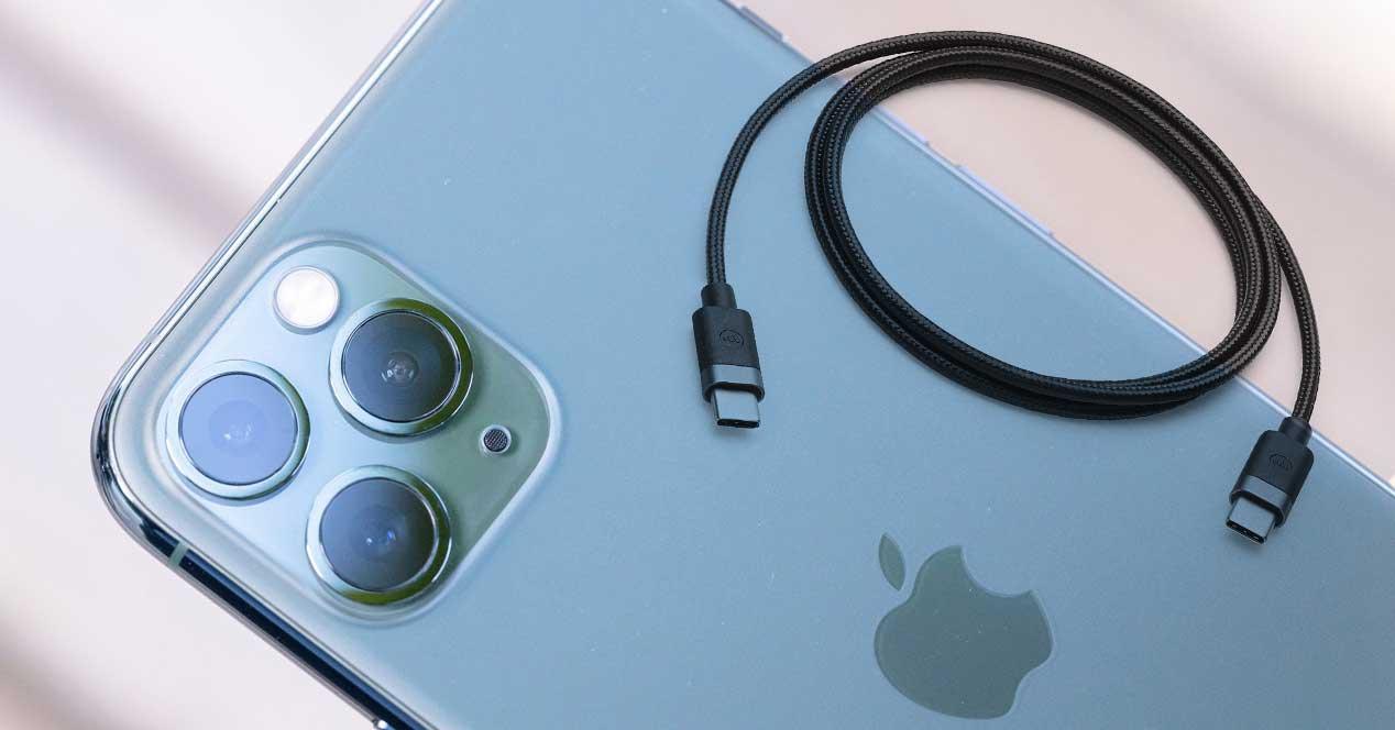 iphone 11 usb c