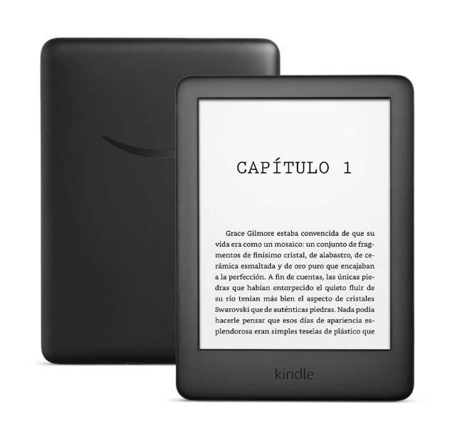 lectores de ebooks Kindle