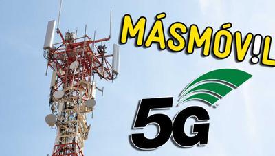 MásMóvil podría no participar en la subasta del 5G