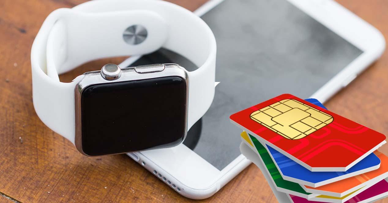 Ver noticia 'Noticia 'Todos los operadores con MultiSIM para Apple Watch y otros relojes y precios del servicio''