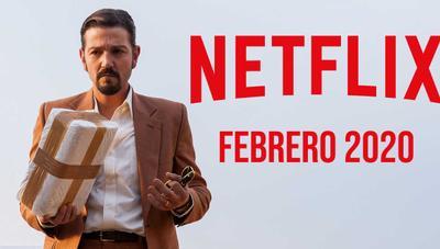 Estrenos Netflix febrero 2020: Altered Carbon, Narcos: México y mucho más