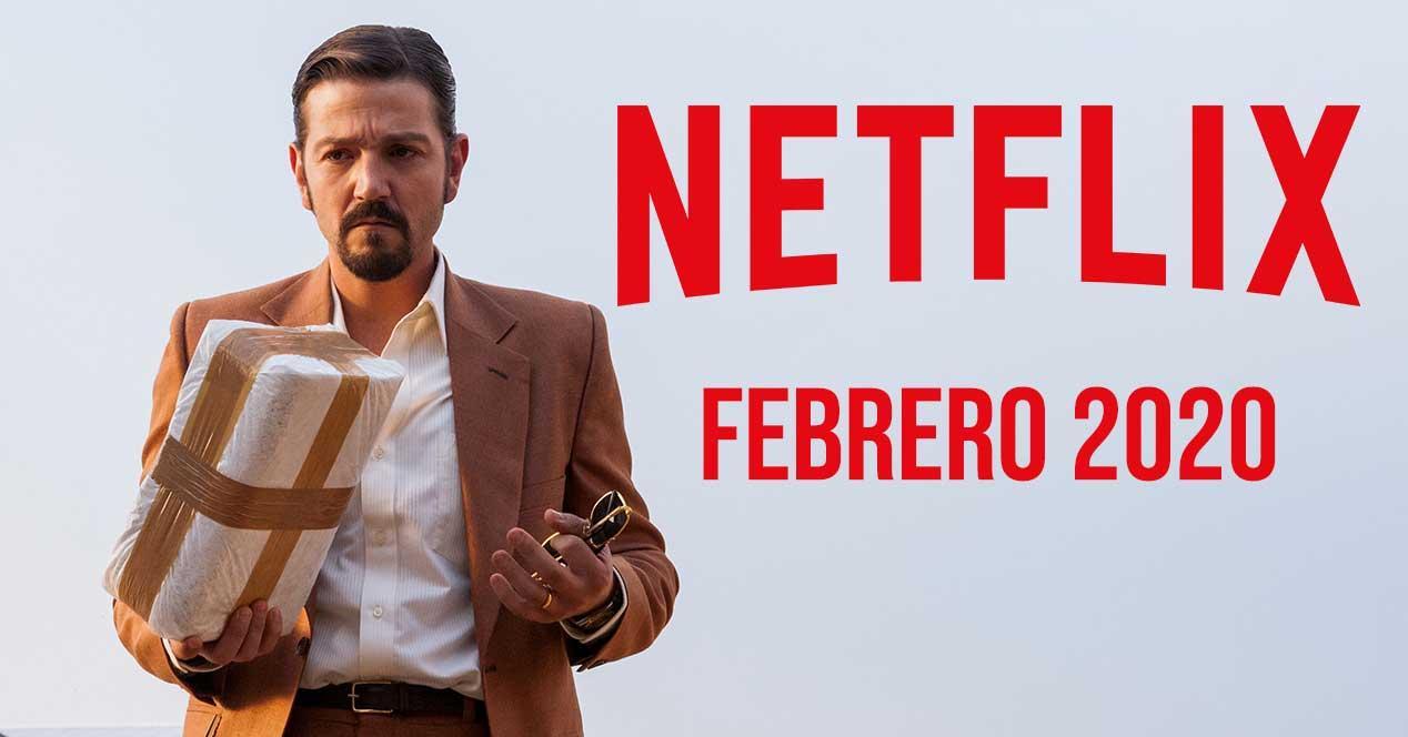 netflix febrero 2020 estrenos