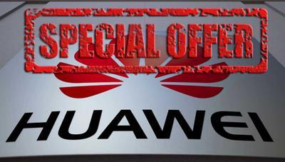 Impactantes descuentos de Huawei para empezar 2020 ahorrando