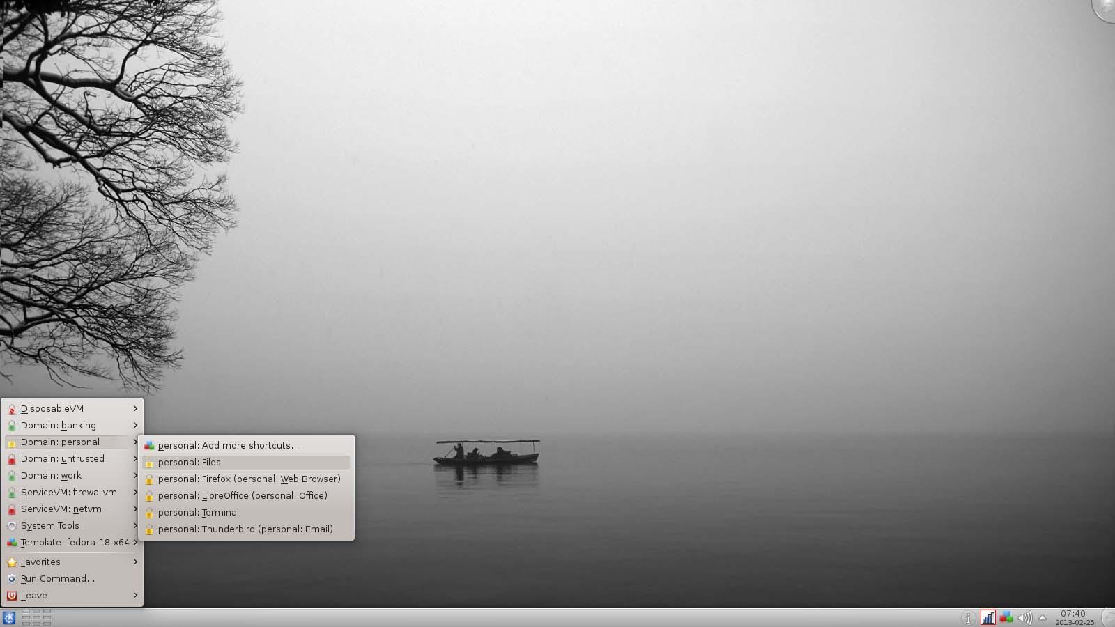 Qube OS distribuciones de linux