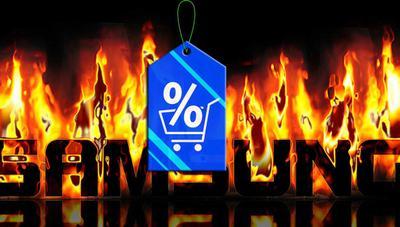 Enormes descuentos Samsung para ahorrar este fin de semana
