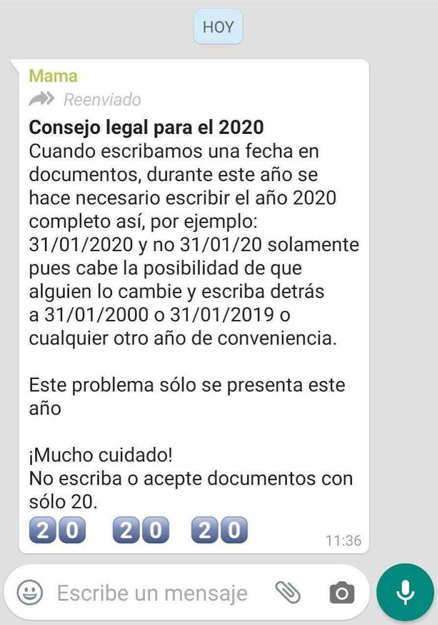 whatsapp 2020