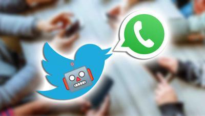 WhatsApp no se ha caído: así la han liado los bots de Twitter