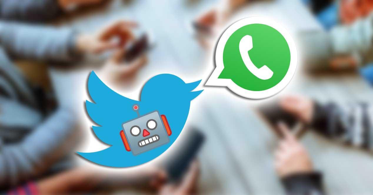 twitter whatsapp bot trending topic