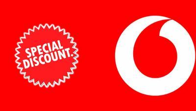 Vodafone recupera su oferta en tarifas ilimitadas móviles: hasta 15 euros de descuento