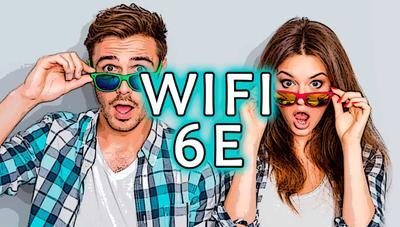 ¿No sabes si elegir WiFi 2,4 o 5 GHz? Llega el nuevo WiFi 6E en la banda 6 GHz