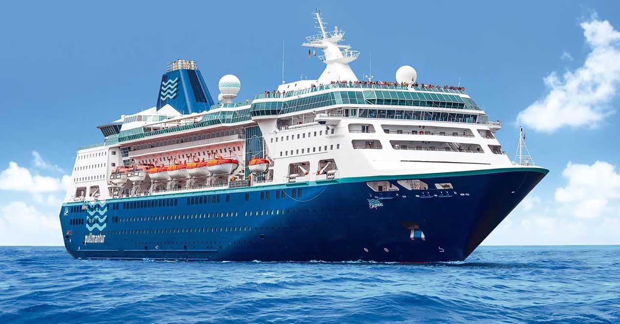 wifi crucero