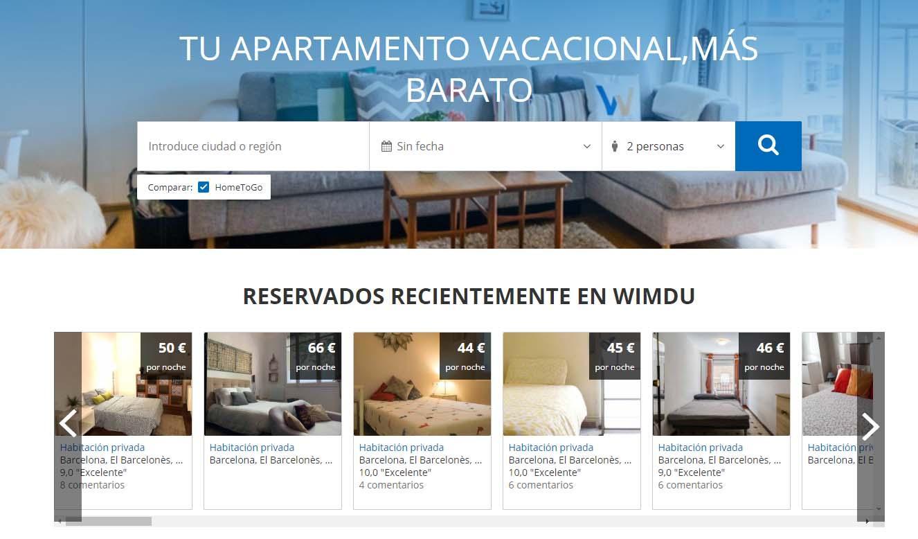 alquilar pisos