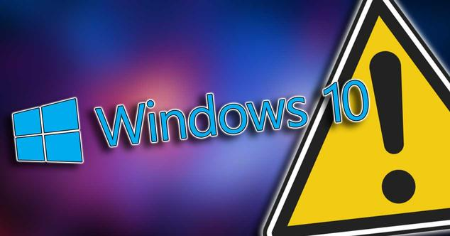 windows 10 alerta vulnerabilidad