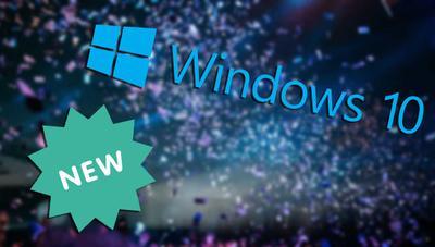 Ya sabemos algunas de las novedades que tendrá Windows 10 en unos meses