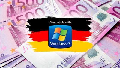 El Gobierno alemán pagará casi 1 millón de euros por no actualizar a Windows 10 a tiempo