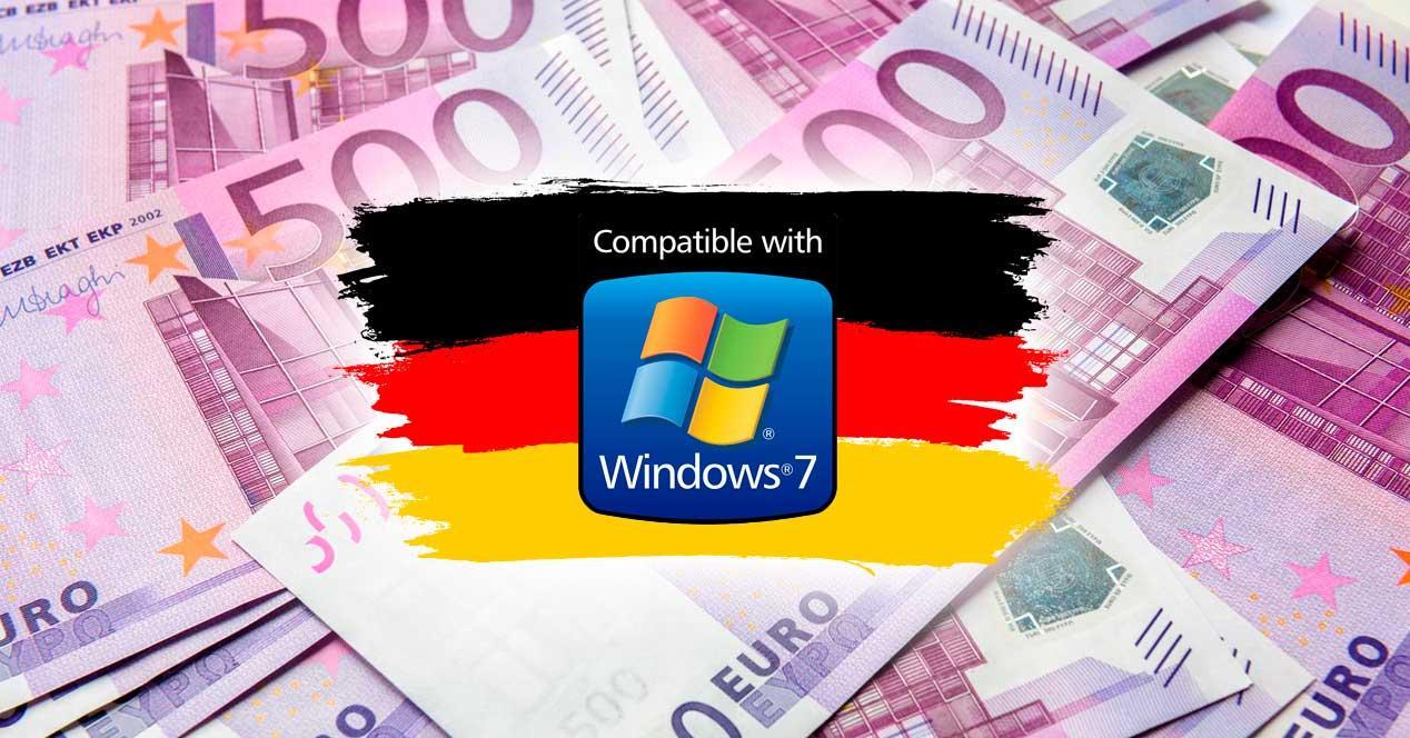 Ver noticia 'Noticia 'El Gobierno alemán pagará casi 1 millón de euros por no actualizar a Windows 10 a tiempo''