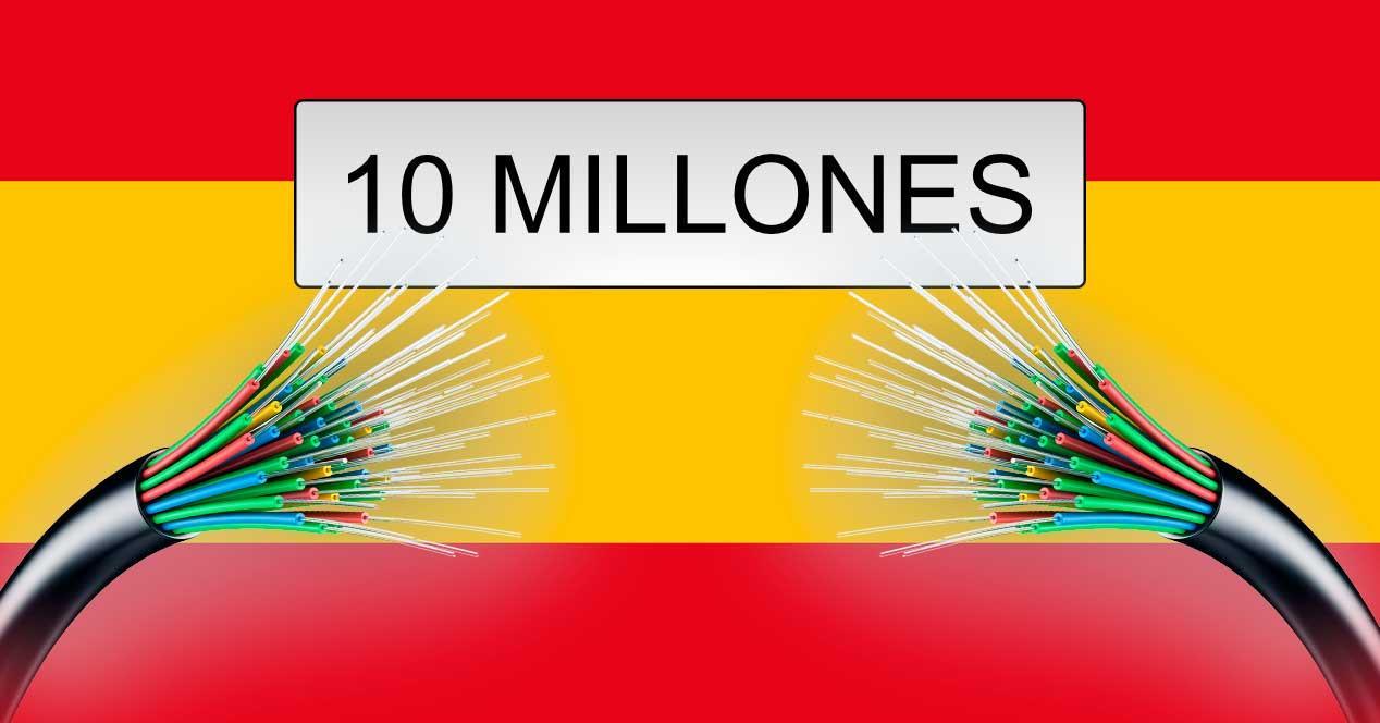 10 millones ftth