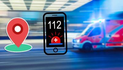 El 112 te ubicará mediante GPS, y enviará alertas a la población en situaciones de emergencia
