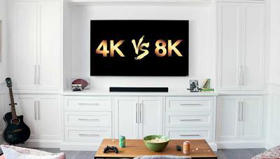 Descubren que casi nadie puede diferenciar entre 4K y 8K en una Smart TV