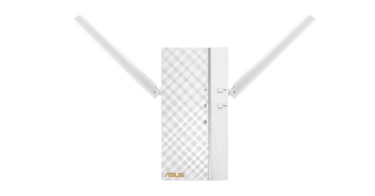 repetidores Wi-Fi ASUS