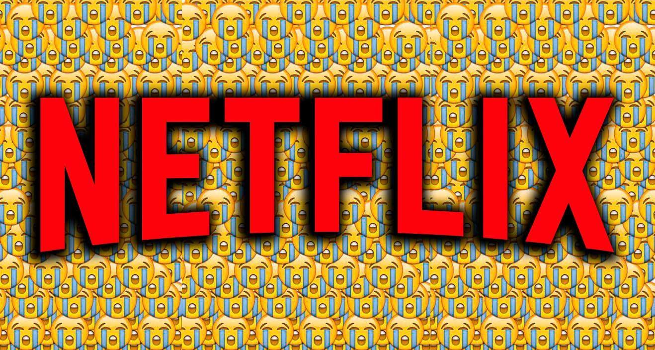 Netflix llorar