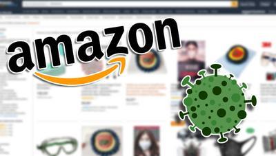 Amazon elimina más de un millón de productos que prometían curar o proteger del coronavirus