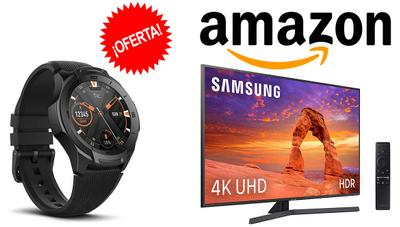 Ofertas Amazon: Smart TV 4K Samsung, SSD 1 TB, memoria RAM y más