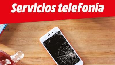 Todos los servicios para el cuidado, reparación y personalización de tu móvil de MediaMarkt