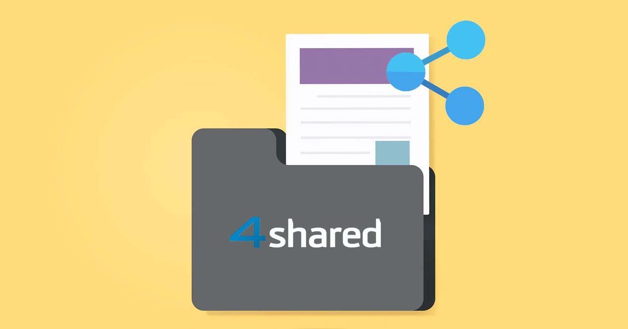 Ver noticia 'Ver Cómo almacenar, gestionar y compartir tus archivos desde el PC o el móvil con 4Shared'