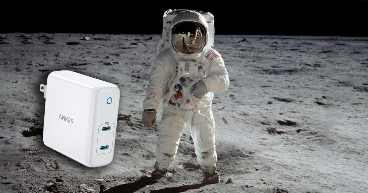 cargador usb c apollo 11