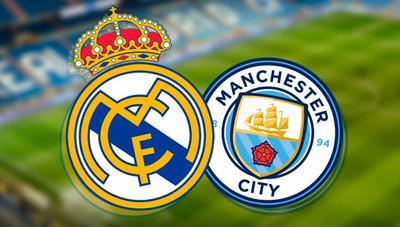 ¡Real Madrid – Manchester City! Así puedes ver el partido online y por televisión