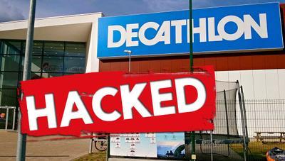Hackeo a Decathlon: 123 millones de datos han sido filtrados
