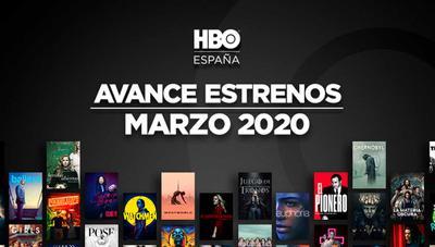 Las nuevas series y películas que podrás ver en HBO en marzo 2020